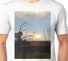 African sunset - beauty in nature Unisex T-Shirt