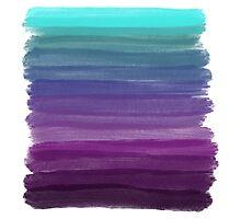 The Purple Dream Photographic Print