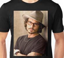 Johnny Depp 2 Unisex T-Shirt