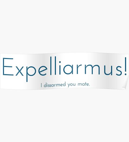 Expelliarmus! Poster