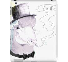 Smokin' sheep iPad Case/Skin