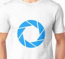 Aperture science logo merch! Unisex T-Shirt