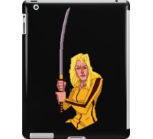 Kill Bill Broforce iPad Case/Skin