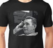 Smoking Cloughie - Brian Clough Unisex T-Shirt