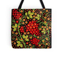 Wild Berries and Flowers Tote Bag