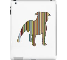 Staffordshire Bull Terrier iPad Case/Skin