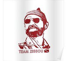 Team Zissou Poster