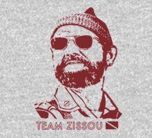 Team Zissou One Piece - Long Sleeve