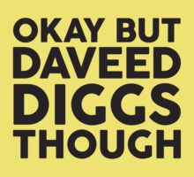 Daveed Diggs tho. Baby Tee