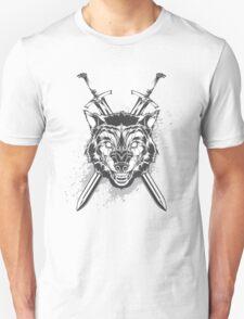 Wild wolf Unisex T-Shirt