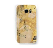 Gustav Klimt  - Water Serpents Samsung Galaxy Case/Skin