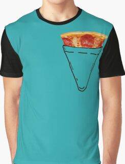 Pizza in a pocket Graphic T-Shirt