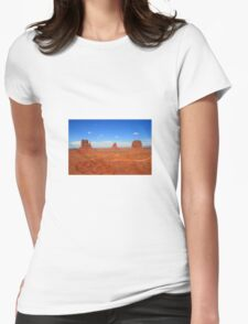 Valley Womens Fitted T-Shirt