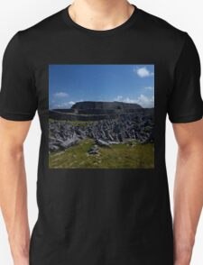 Dun  Aengus Fort, Inishmore, Aran Islands   Unisex T-Shirt