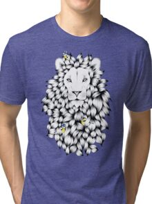 'Lion' (King of the Jungle) Tri-blend T-Shirt