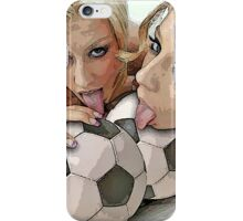 Blessed are the ball lickers iPhone Case/Skin