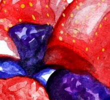 Berries Sticker