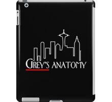 Grey's Anatomy x Frasier – Seattle TV Mashup iPad Case/Skin