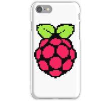 Raspberry Pi 8-Bit iPhone Case/Skin