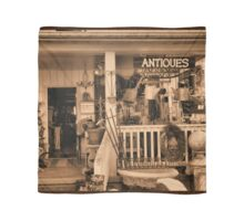 """Ruthie's Antiques""... prints and products Scarf"