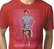 Ooh You Caught Me ! Tri-blend T-Shirt