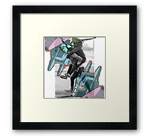 awesome (I do not own transformers) Framed Print