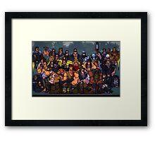 broforce Framed Print