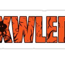 KNXWLEDGE Sticker