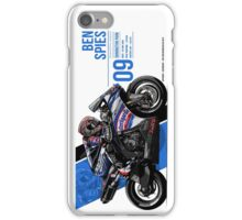 Ben Spies - 2009 Donington Park iPhone Case/Skin