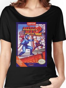Mega Man 2 nes Women's Relaxed Fit T-Shirt