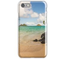 Lanikai Beach 1 - Oahu Hawaii iPhone Case/Skin