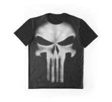 Punisher DD white Graphic T-Shirt