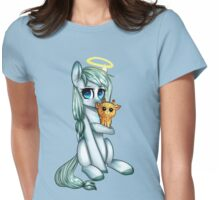 the unicorn angel by remi42 Womens Fitted T-Shirt