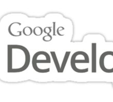 google developers Sticker