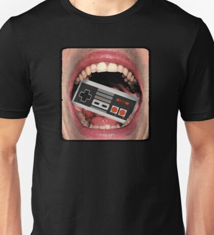 Console Mouth Unisex T-Shirt