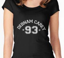 Debnam-Carey  Women's Fitted Scoop T-Shirt
