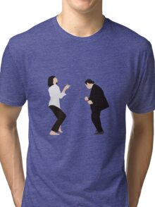 Pulp Fiction - Dance Tri-blend T-Shirt