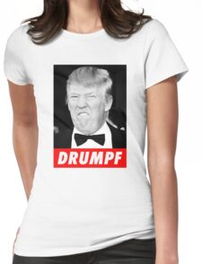 DRUMPF BW Womens Fitted T-Shirt