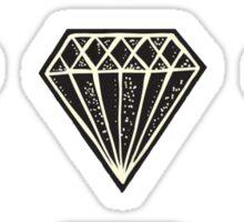 Multi Diamond Sticker