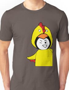 Pengychicken - a penguin in a chicken costume Unisex T-Shirt