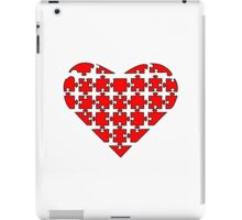 Heart Puzzle iPad Case/Skin