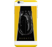 Poster artwork - Bugatti Type 57 Atlantic iPhone Case/Skin