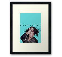 Demi Lovato Framed Print
