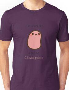 A kawaii potato Unisex T-Shirt