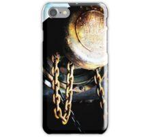 Heavy Metal - engine hoist (2012) iPhone Case/Skin