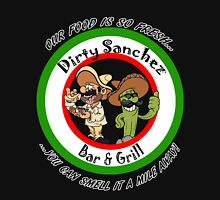 dirty sanchez bar and grill Unisex T-Shirt