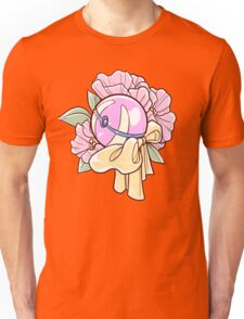 Floral Heal Ball Unisex T-Shirt