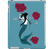 Mermaid Tattoo iPad Case/Skin