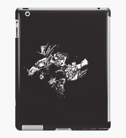 bo streeter 03 untitled iPad Case/Skin
