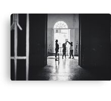 Ballet it for everyone Canvas Print